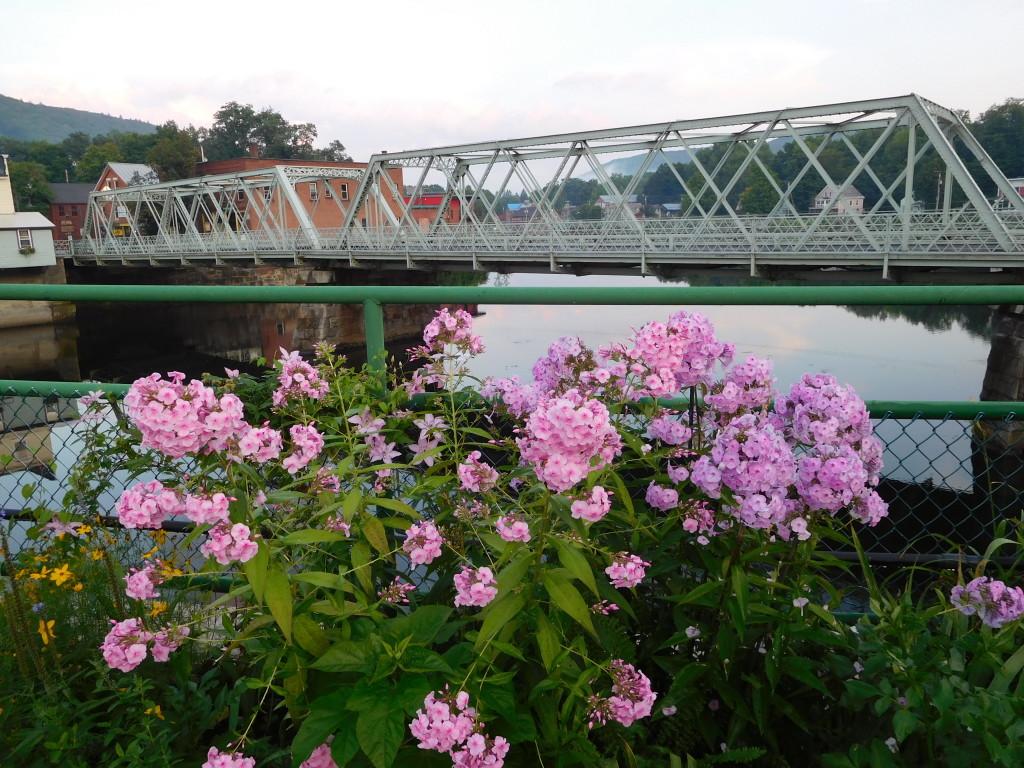 bridge of flowers 1