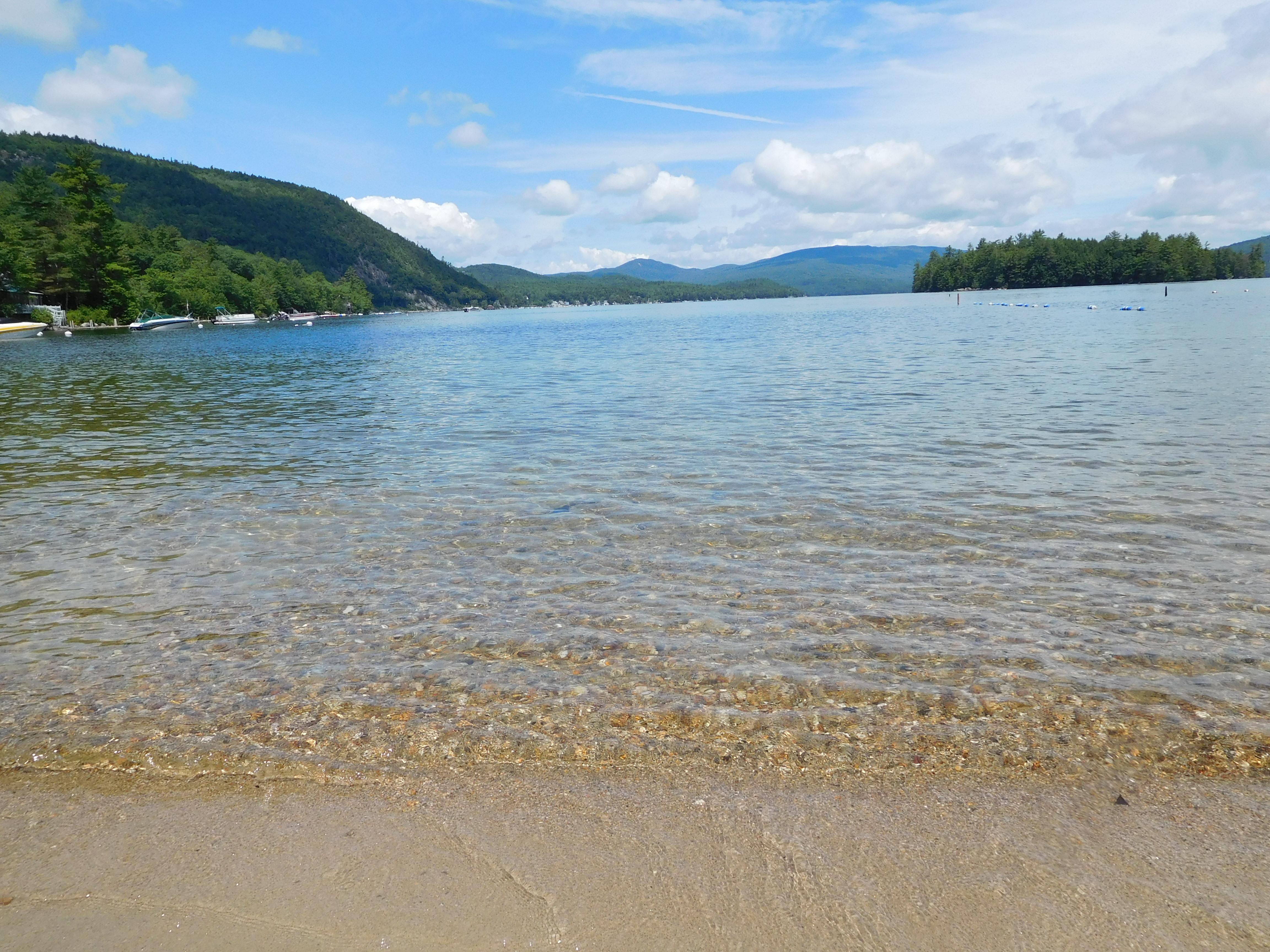 Newfound Lake - Wikipedia