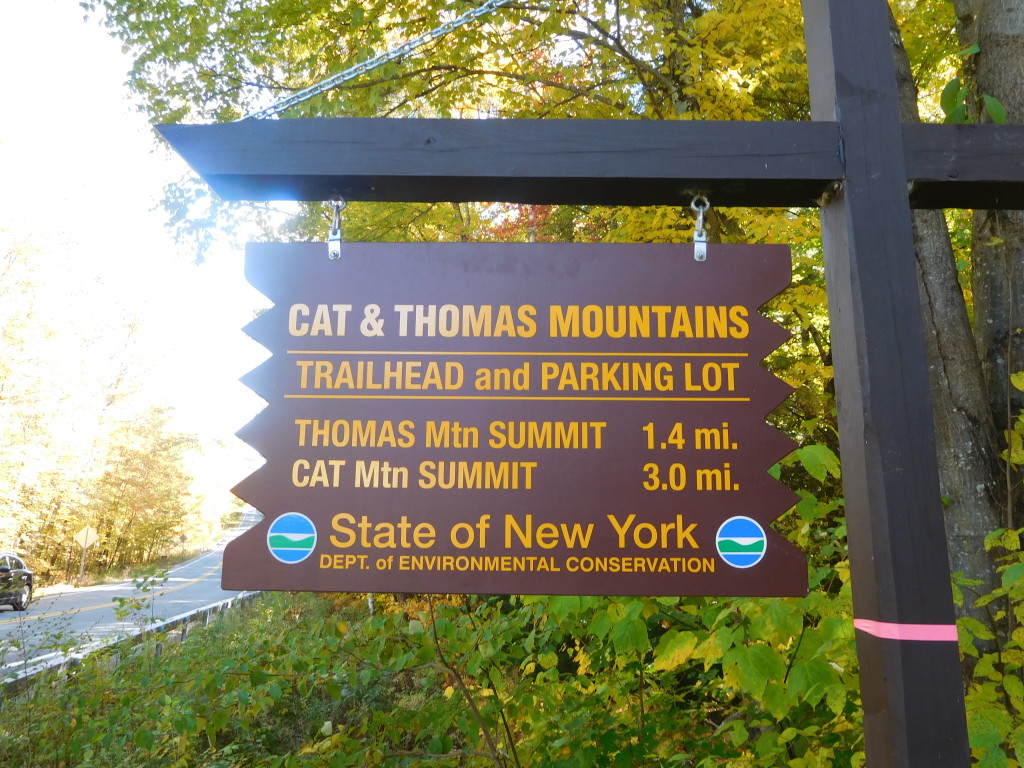 cat and thomas mountains