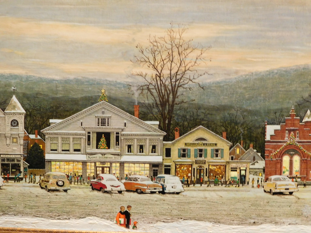 Norman Rockwell Museum Berkshires Julie Journeys