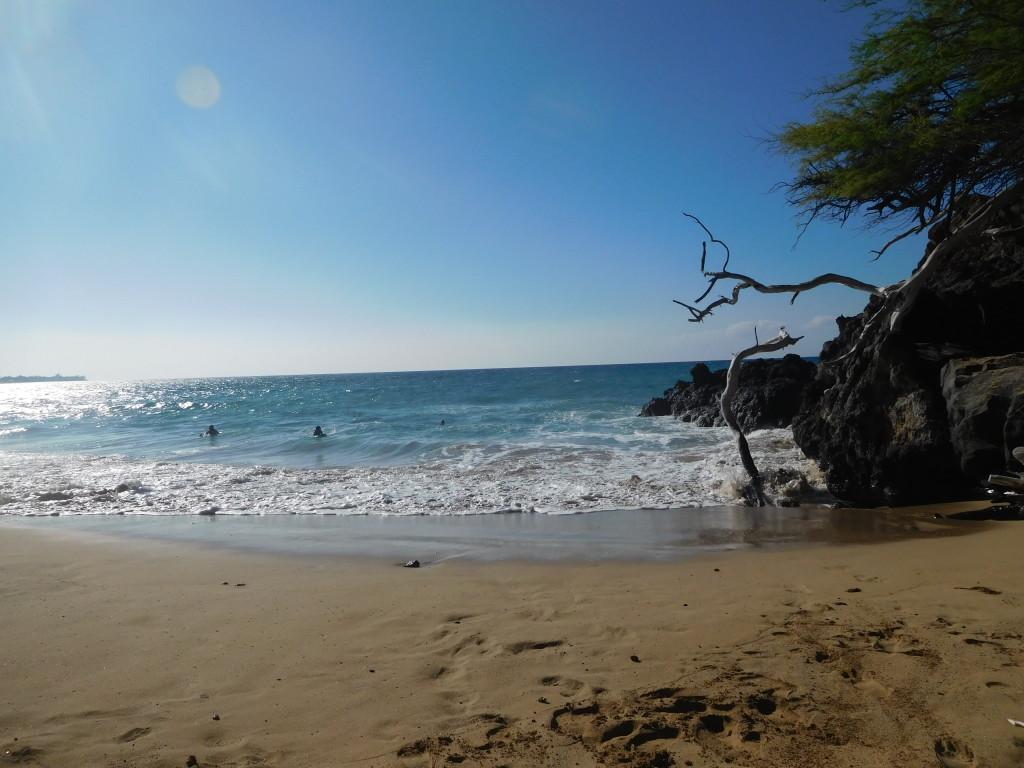 Waialea Beach, Big Island Hawaii